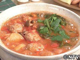 トマト 鍋